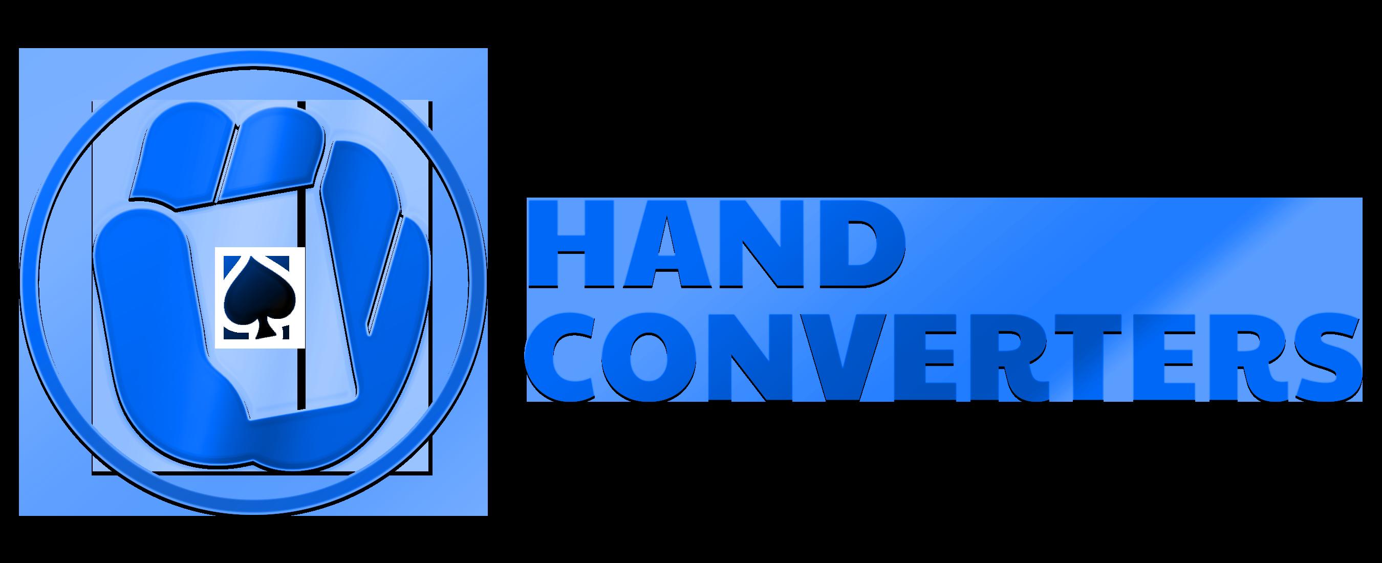 Poker Hand Converters